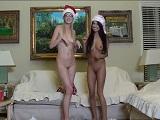 Jasmine Rain y Zoey Paige os desean una feliz Navidad